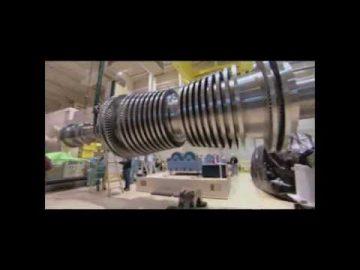 TPXCF Nuclear Turbine Lift
